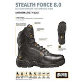 Magnum Stealth Force 8.0 leather CT & CP (S3)_