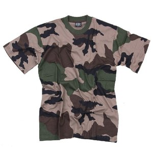 101 inc. T-shirt Recon French camo