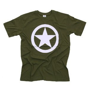 Fostex T-shirt Allied star