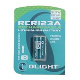 Olight-RCR123A-3.7V-650mAh-rechargeable
